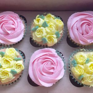 tracey's tea house cupcakes