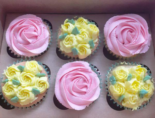 tracey's tea house cupcakes