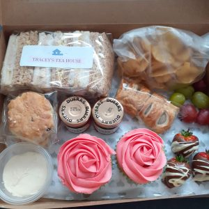 Traceys Afternoon Tea Box